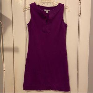 New York & Company - Purple Sleeveless Dress - XS